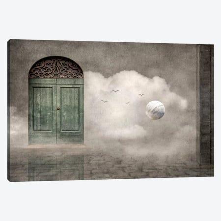 Secret Door Canvas Print #OXM2565} by Christian Marcel Canvas Wall Art