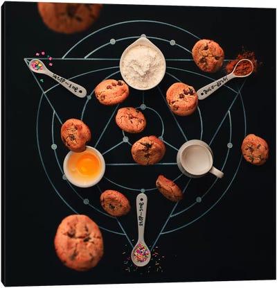Baking Alchemy Canvas Art Print