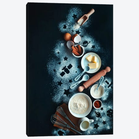 Baking For Stargazers Canvas Print #OXM2568} by Dina Belenko Canvas Art Print