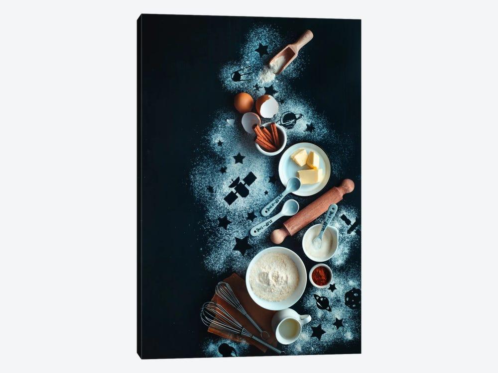 Baking For Stargazers by Dina Belenko 1-piece Canvas Art Print
