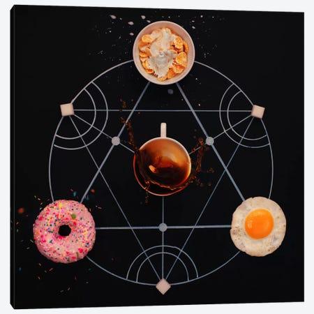 Breakfast Alchemy Canvas Print #OXM2569} by Dina Belenko Canvas Art Print