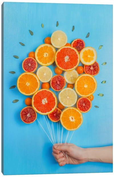 Congratulations On Summer! Canvas Art Print