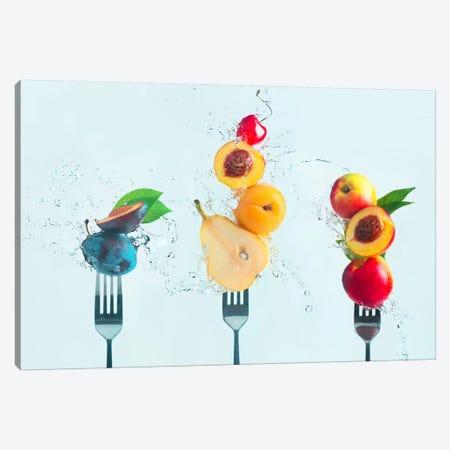 Making Fruit Salad Canvas Print #OXM2574} by Dina Belenko Canvas Print