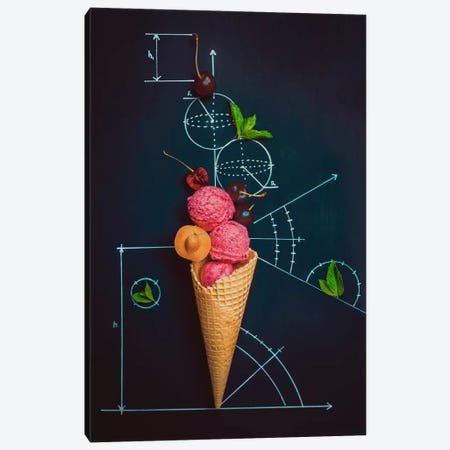 Summer Homework Canvas Print #OXM2577} by Dina Belenko Canvas Print