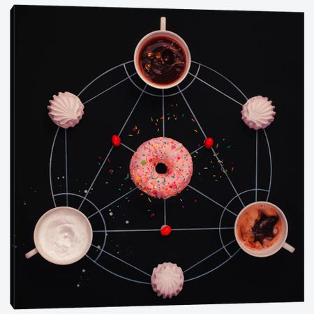 Sweet Alchemy Of Cooking Canvas Print #OXM2578} by Dina Belenko Canvas Artwork