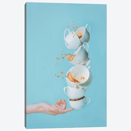 Waking Up Canvas Print #OXM2580} by Dina Belenko Canvas Print