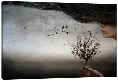 Autumn Mood Canvas Art Print