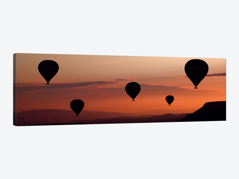 Balloons by Engin Karci 1-piece Art Print