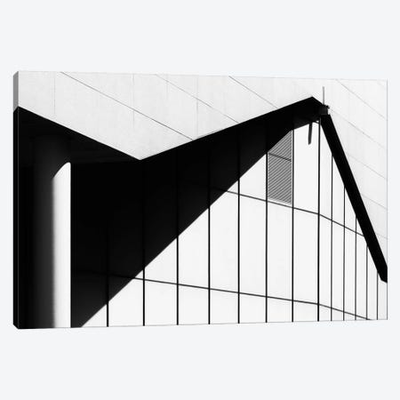 Broken Lines Canvas Print #OXM2591} by Greetje van Son Canvas Wall Art
