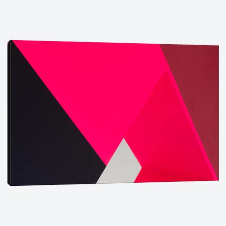 Diagonals Canvas Print #OXM2592} by Greetje van Son Canvas Artwork