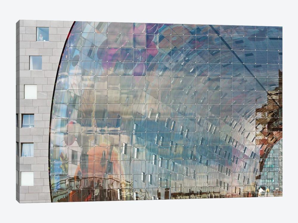 Movement Behind Façade by Greetje van Son 1-piece Canvas Wall Art