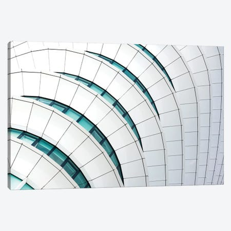 Waves Up Canvas Print #OXM2603} by Greetje van Son Canvas Wall Art