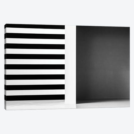 Stripes And Shadows Canvas Print #OXM2607} by Inge Schuster Canvas Print