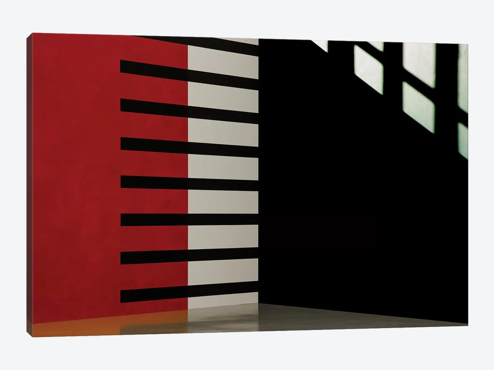Untitled XIII by Inge Schuster 1-piece Canvas Print