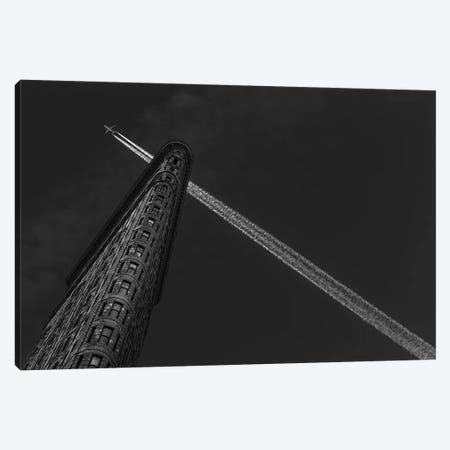 New York - Flatiron Crossing Canvas Print #OXM2639} by Michael Jurek Canvas Print