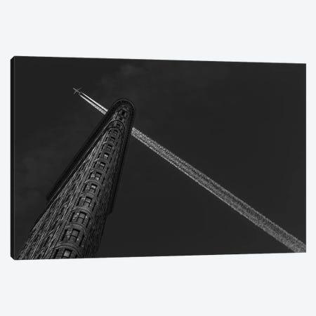 New York - Flatiron Crossing Canvas Print #OXM2639} by Michael Jurek Canvas Print