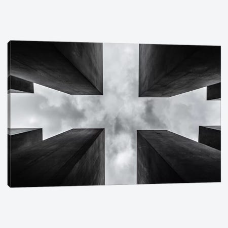 C R O S S Canvas Print #OXM263} by Hervé Loire Canvas Artwork