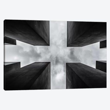 C R O S S Canvas Print #OXM263} by Hervé Loire Canvas Artwork