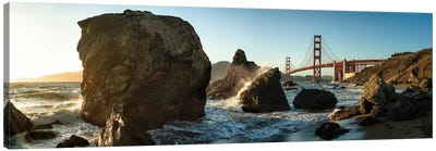 The Golden Gate Bridge Canvas Art Print