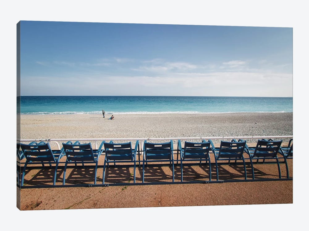 Sea Breeze by Paco Palazon 1-piece Canvas Artwork