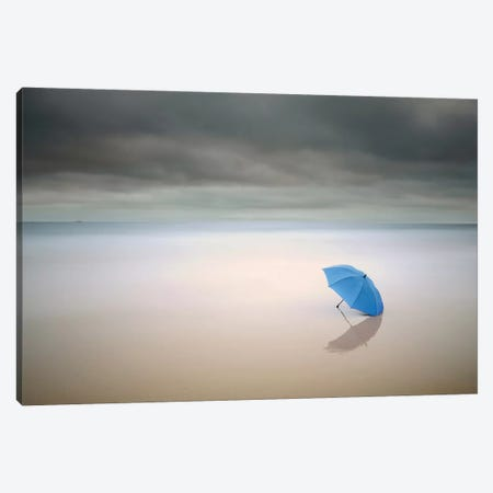 Summer Rain Canvas Print #OXM2648} by Paulo Dias Canvas Art