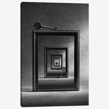 Locked Up Canvas Print #OXM2658} by Victoria Ivanova Canvas Art Print