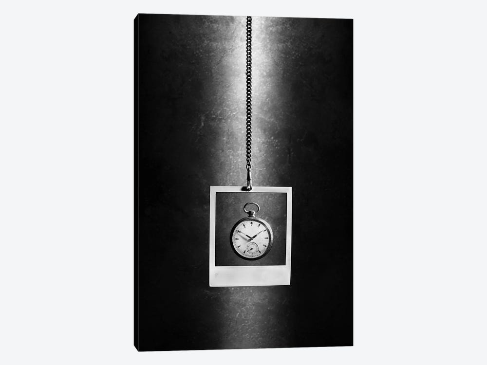 Time Illusion by Victoria Ivanova 1-piece Canvas Art Print