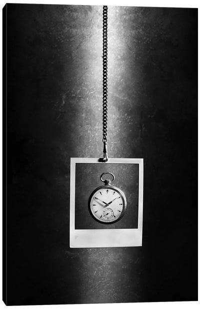 Time Illusion Canvas Art Print