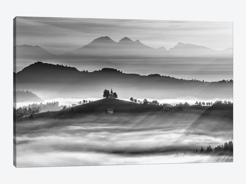 Morning Rays by Ales Krivec 1-piece Art Print