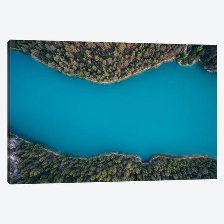 Deep Blue Canvas Print #OXM2687} by Antonio Carrillo Lopez Art Print