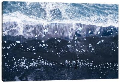Jokulsarlon Canvas Art Print