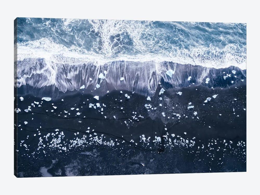 Jokulsarlon by Antonio Carrillo Lopez 1-piece Canvas Print