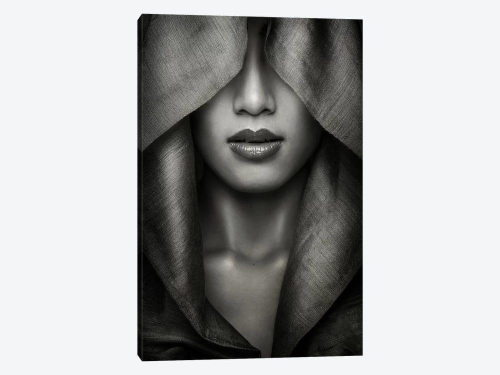 Hood by Azalaka 1-piece Art Print