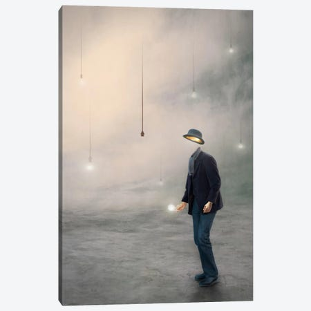 Illumination Canvas Print #OXM2698} by Baden Bowen Art Print