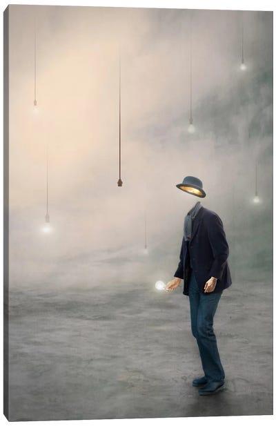 Illumination Canvas Art Print