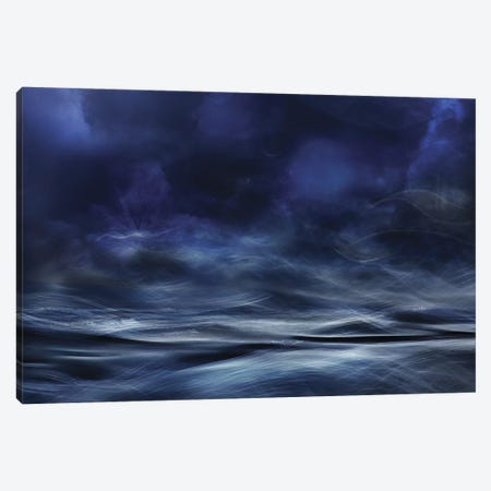 Lost At Sea Canvas Print #OXM270} by Willy Marthinussen Canvas Print