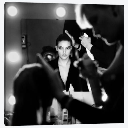Back Stage Canvas Print #OXM2721} by Didier Guibert Canvas Print