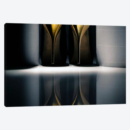 Gold 3-Piece Canvas #OXM2724} by Erik Schottstaedt Canvas Art