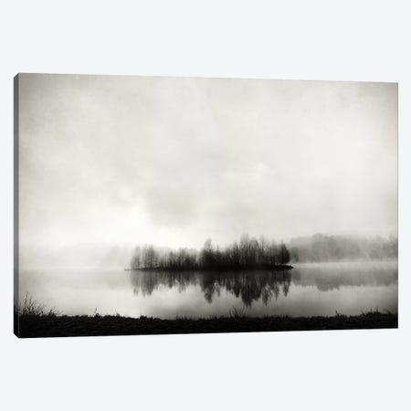 Isle Of Silence Canvas Print #OXM2730} by Franz Bogner Canvas Wall Art