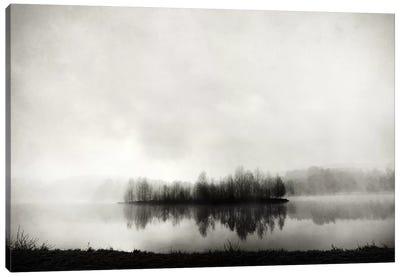 Isle Of Silence Canvas Art Print