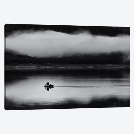 Fishing Passion Canvas Print #OXM2763} by Julien Oncete Canvas Print