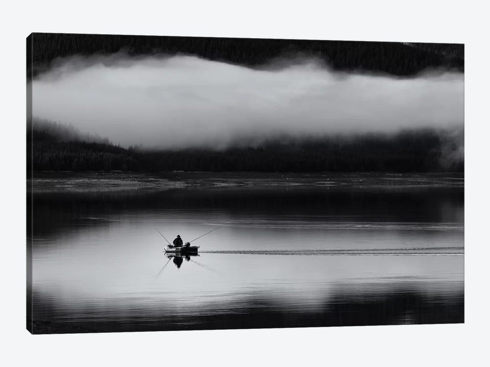 Fishing Passion by Julien Oncete 1-piece Canvas Art Print