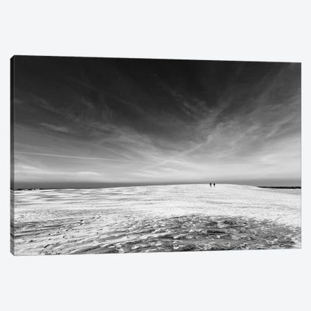 Partnership Canvas Print #OXM2772} by Leif Løndal Canvas Wall Art