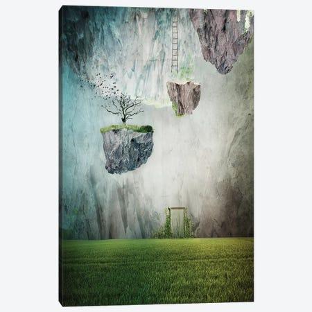 The Islands Of Oblivion Canvas Print #OXM2777} by Lucynda Lu Canvas Art Print