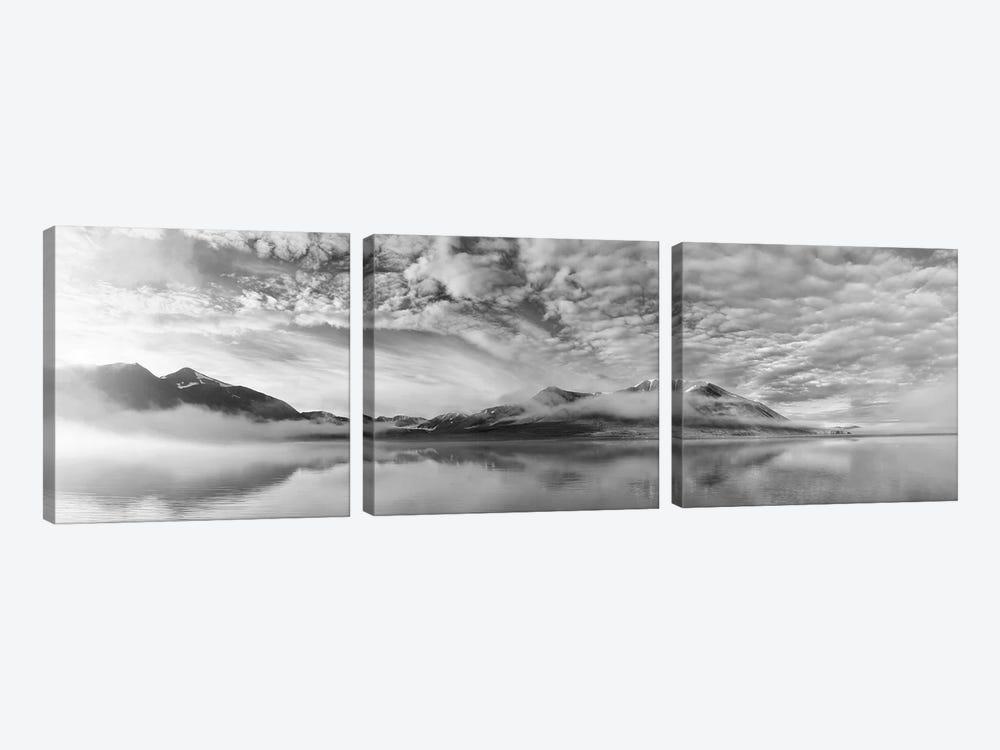 Morning Mist by Marloes van Pareren 3-piece Canvas Art