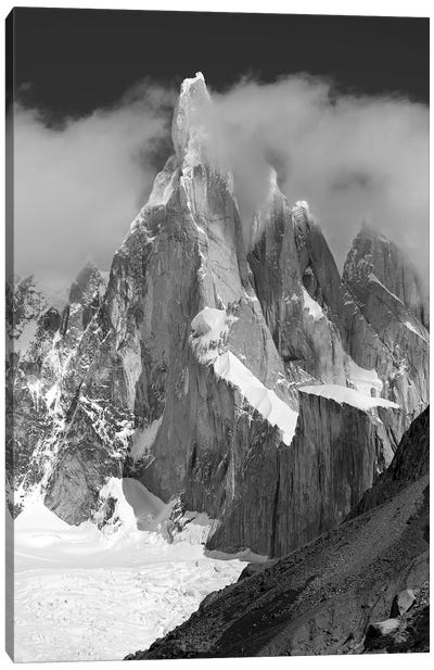 Cerro Torre Canvas Art Print