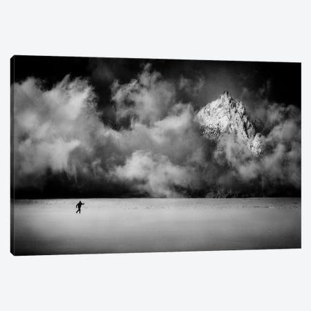Just A Few Miles Ahead... Canvas Print #OXM2817} by Peter Svoboda Canvas Art