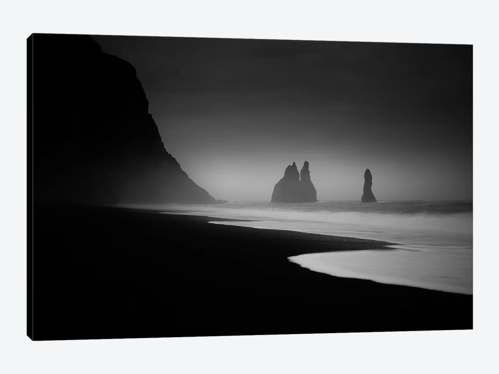 Monuments At Dawn by Peter Svoboda 1-piece Canvas Art Print