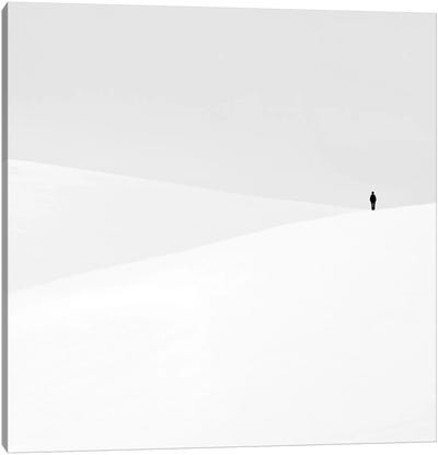Just Another Empty Dream Canvas Art Print