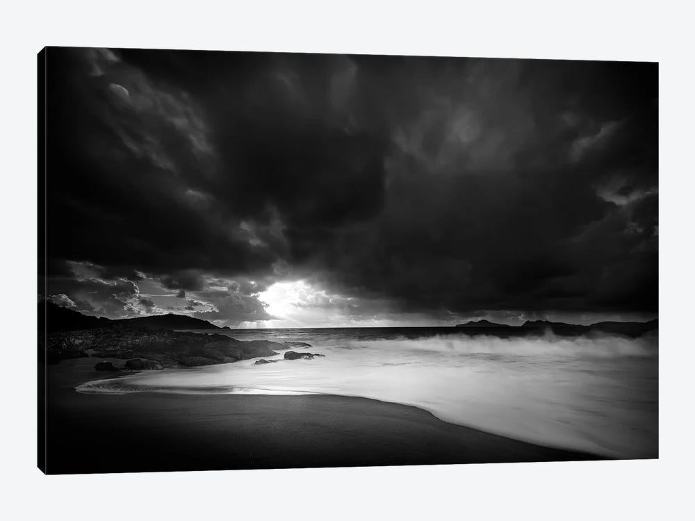 Storm Lights by Santiago Pascual Buye 1-piece Canvas Art Print